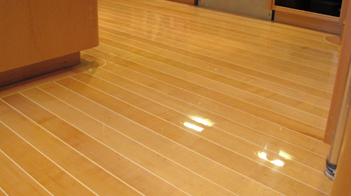 Hardwood Flooring For Boat