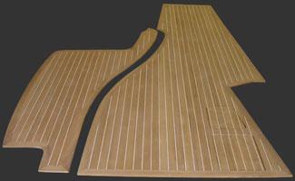 Maritime Cabin Sole Flooring Custom Yacht Interior Solid